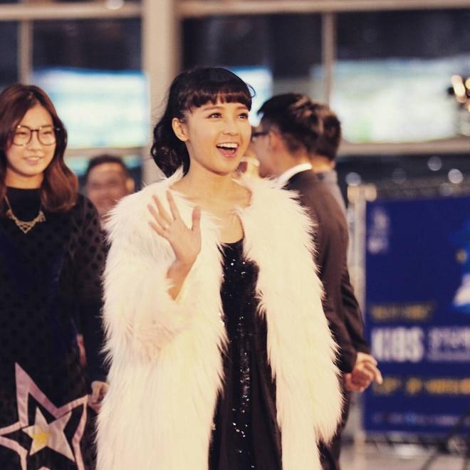 Chi Pu du WebTV Asia Awards anh 8