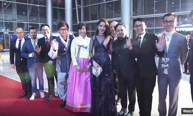 Chi Pu du WebTV Asia Awards anh 9
