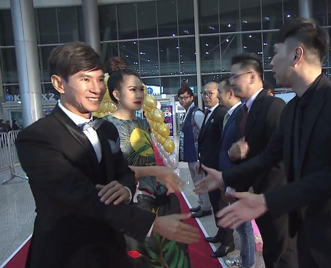 Chi Pu du WebTV Asia Awards anh 5