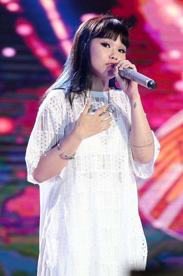 Sing My Song: Co gai hot nhat dem Thao Nhi bi to dao nhac hinh anh 1