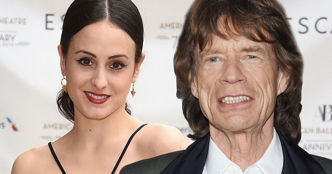 Thanh vien Rolling Stones don con thu 8 o tuoi 73 hinh anh