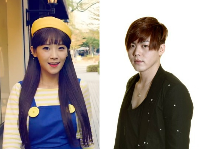 Moon Hee Jun cuoi Soyul anh 1