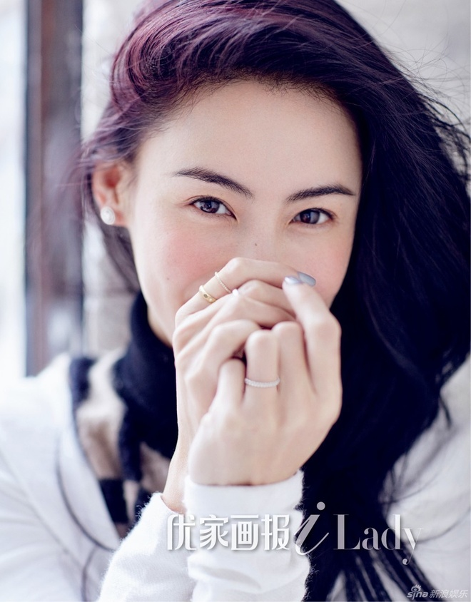 Truong Ba Chi day suc song tren tap chi hinh anh 3