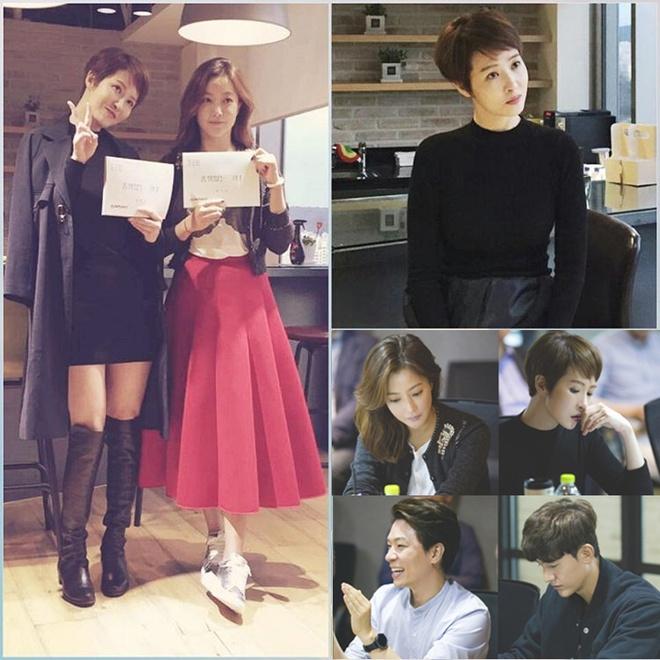Kim Hee Sun dep quyen quy trong phim moi anh 5