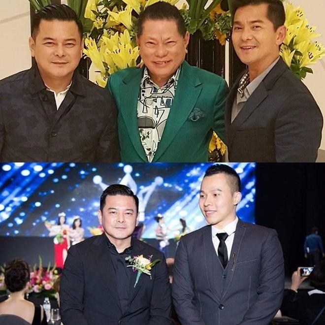 Ty phu Hoang Kieu: 2 doi vo, 5 con va nghi van yeu hoa hau hinh anh 3