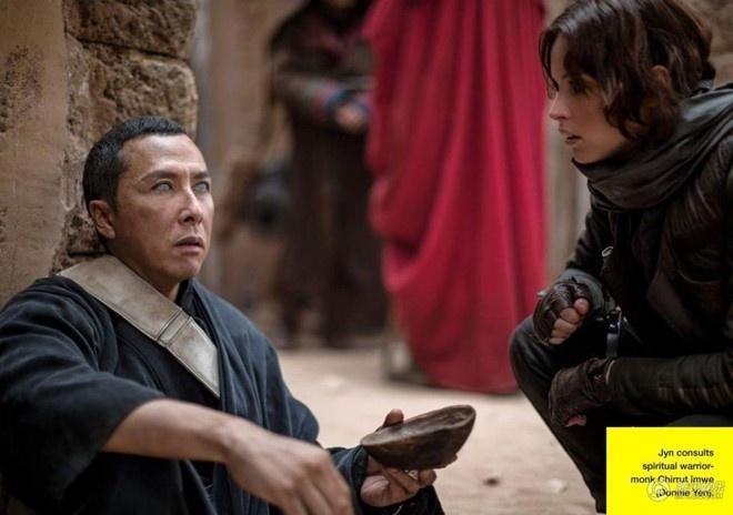 Chan Tu Dan duoc tung ho du dien vai vo vi trong 'Star Wars' hinh anh 1