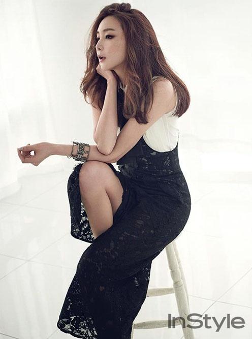 Choi Ji Woo tre trung voi phong cach hip hop o tuoi 41 hinh anh 7