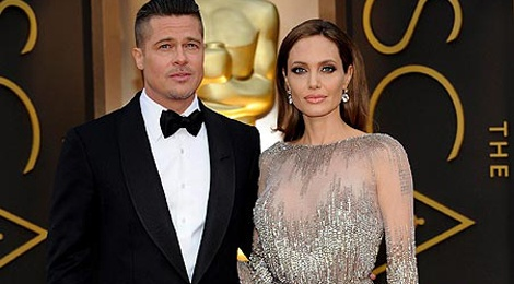 Angelina Jolie va Brad Pitt bi mat chia tay tu 2 nam truoc? hinh anh