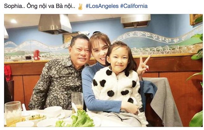 Con Ty Phu Hoang Kieu Am Chi Ngoc Trinh La Vo Cua Cha Minh Hinh Anh