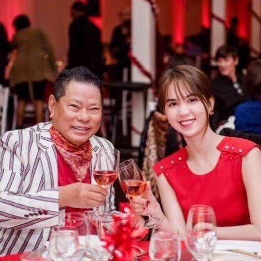 Ty phu Hoang Kieu lan dau xac nhan tinh yeu voi Ngoc Trinh hinh anh 2