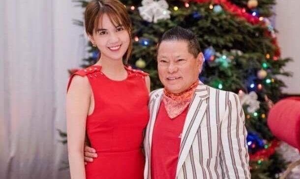 Con dau Hoang Kieu len tieng chuyen cha yeu Ngoc Trinh hinh anh