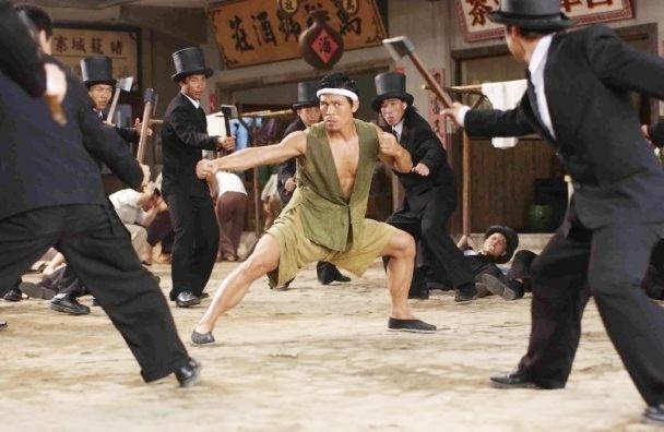 Cuoc song dai gia cua su Thieu Lam dong 'Tuyet dinh Kungfu' hinh anh