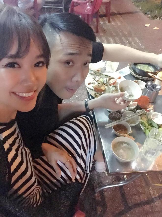 Tran Thanh va Hari Won hen ho toi truoc ngay cuoi anh 5