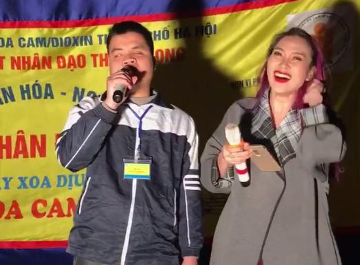 Hoai Linh noi ve My Tam: 'Ten em da noi len tat ca' hinh anh