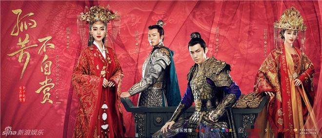 Anh cuoi Chung Han Luong va Angelababy trong phim moi hinh anh 1