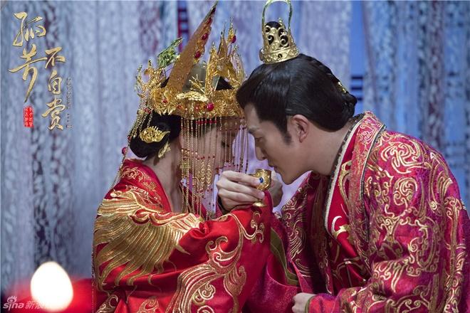 Anh cuoi Chung Han Luong va Angelababy trong phim moi hinh anh 5