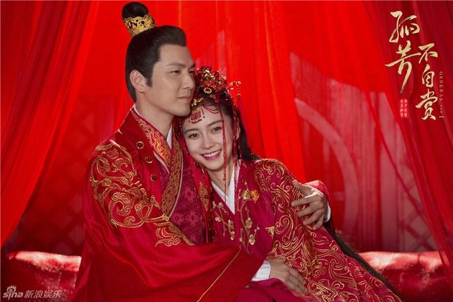 Anh cuoi Chung Han Luong va Angelababy trong phim moi hinh anh 2
