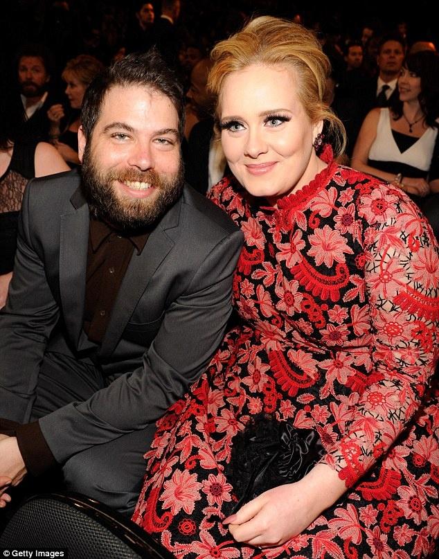 Adele to chuc le cuoi voi ban trai hon 14 tuoi vao thang 3 hinh anh 1