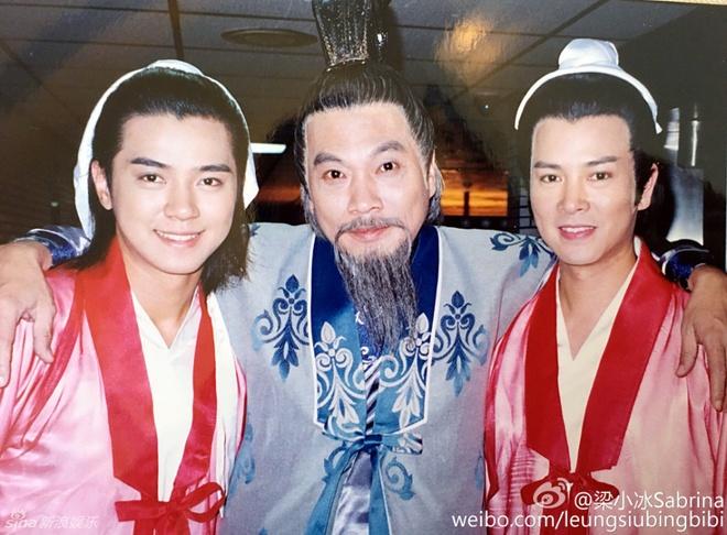 Anh hau truong 'Luong Son Ba, Chuc Anh Dai' 17 nam truoc hinh anh 5