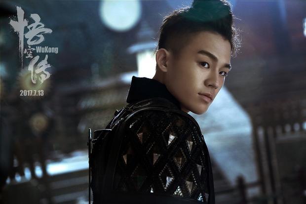 'Vua khi' Ton Ngo Khong tro thanh soai ca trong phim moi hinh anh 7