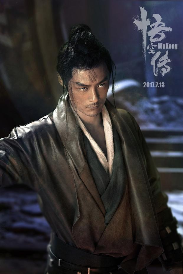 'Vua khi' Ton Ngo Khong tro thanh soai ca trong phim moi hinh anh 6