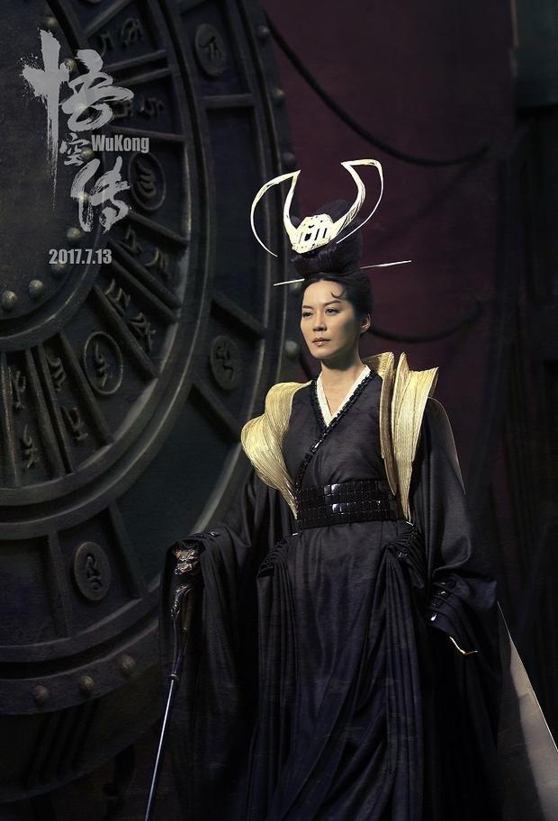 'Vua khi' Ton Ngo Khong tro thanh soai ca trong phim moi hinh anh 10