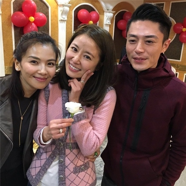 Lam Tam Nhu sinh con gai anh 2
