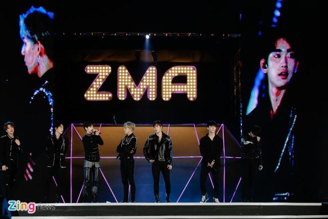 GOT7: Dot nong Zing Music Awards anh 2