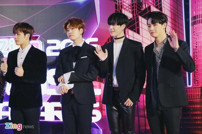 GOT7: Dot nong Zing Music Awards anh 8