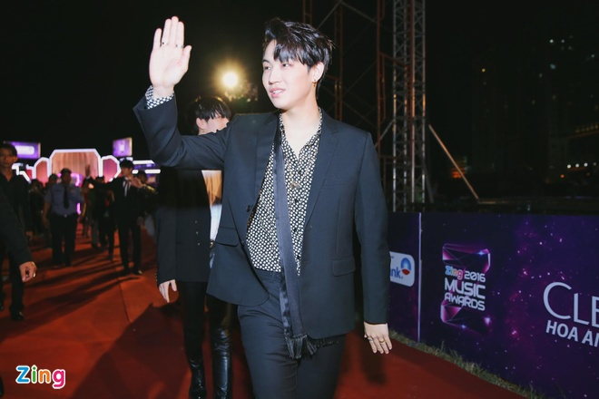 GOT7: Dot nong Zing Music Awards anh 7