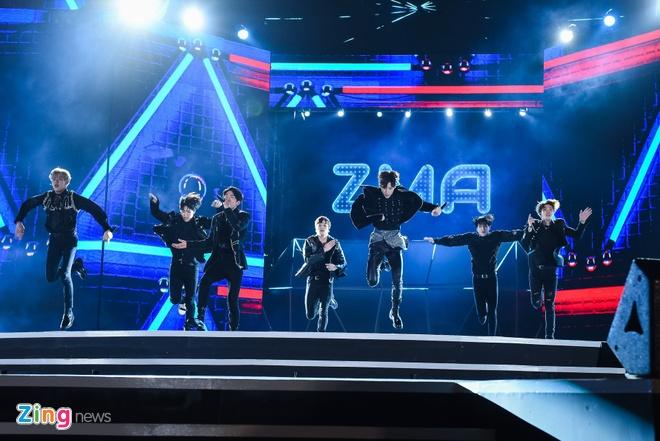 GOT7: Dot nong Zing Music Awards anh 5