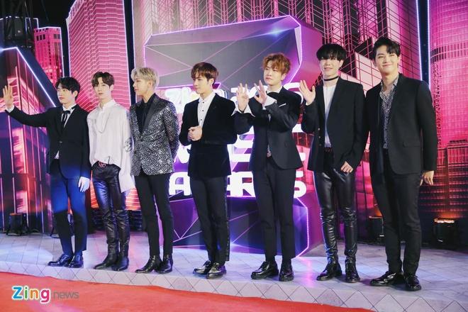 GOT7: Dot nong Zing Music Awards anh 9