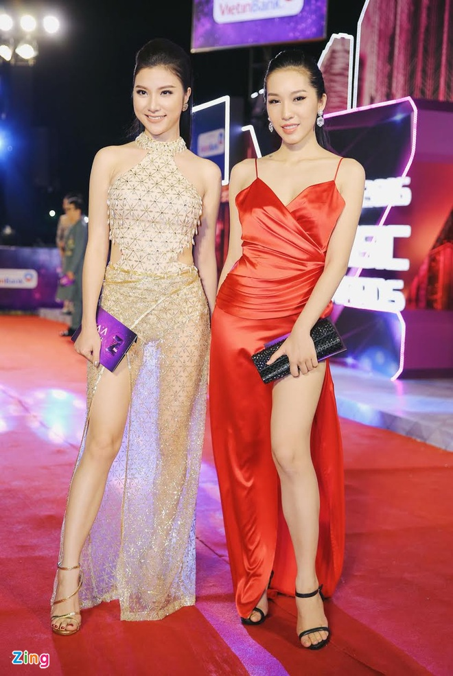 Hari Won mac goi cam, nam chat tay Tran Thanh tai ZMA hinh anh 5