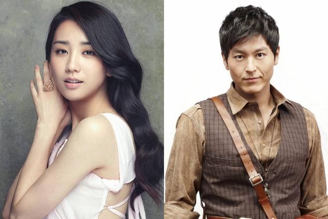 Park Ha Sun cuoi Ryu Soo Young anh 2