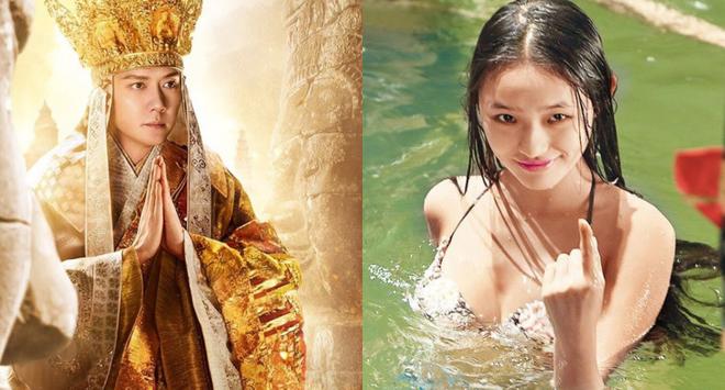 'Duong Tang' Phung Thieu Phong chia tay 'my nhan ngu' hinh anh 1