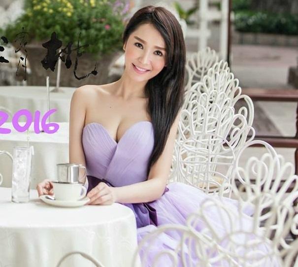 Helen Thanh Dao yeu tien va xe anh 2