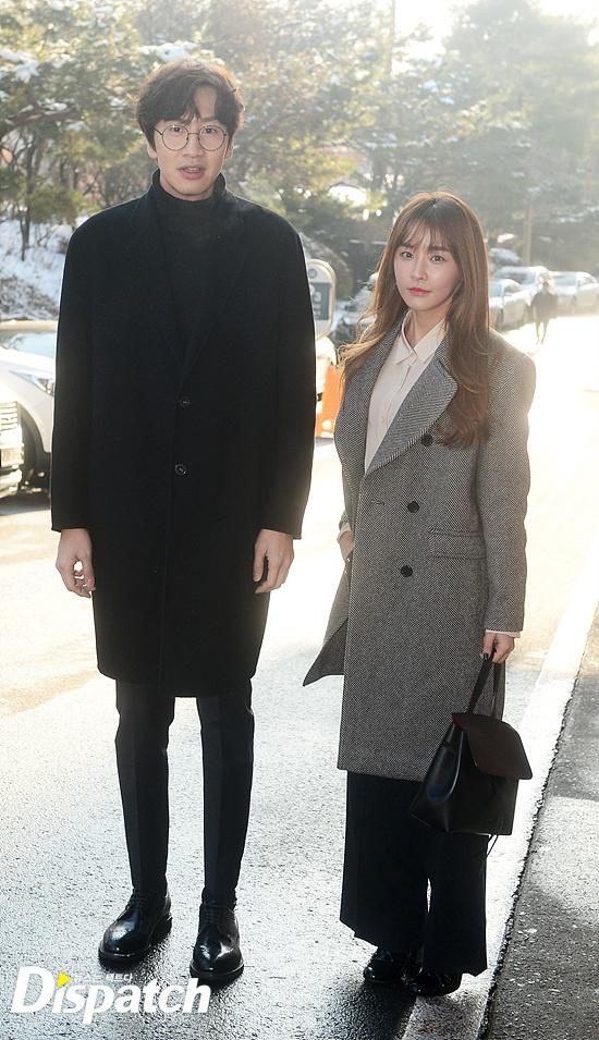 Park Ha Sun cuoi Ryu Soo Young anh 5