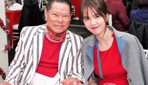 Ba thang yeu 'gio loc' cua Ngoc Trinh va ty phu Hoang Kieu hinh anh