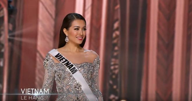 Ban ket Miss Universe: Le Hang noi bat anh 7