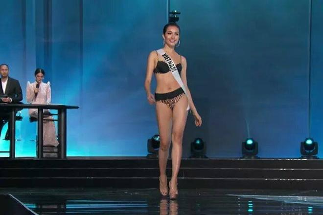 Ban ket Miss Universe: Le Hang noi bat anh 5