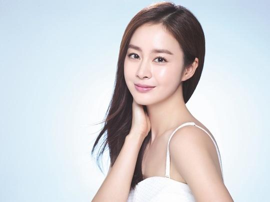 Kim Tae Hee dep khong ty vet trong loat anh moi hinh anh 1