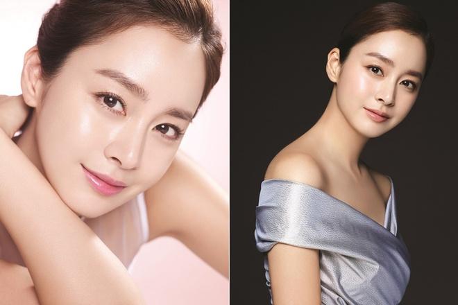 Kim Tae Hee dep khong ty vet trong loat anh moi hinh anh 2