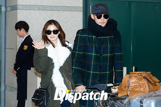 Bi Rain - Kim Tae Hee het trang mat, ve Han vao sang 30 Tet hinh anh