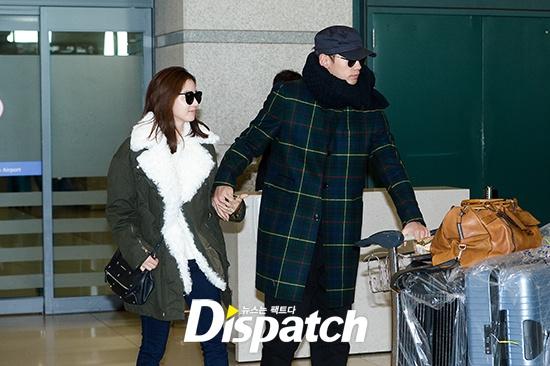 Bi Rain,  Kim Tae Hee tro ve Han Quoc anh 4