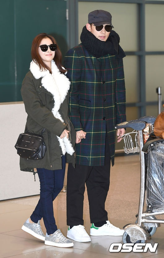 Bi Rain,  Kim Tae Hee tro ve Han Quoc anh 3