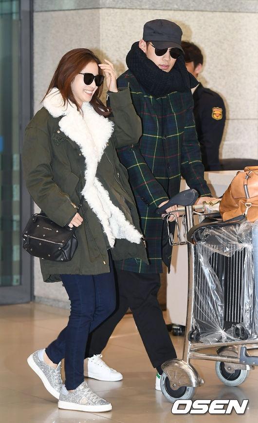Bi Rain,  Kim Tae Hee tro ve Han Quoc anh 6