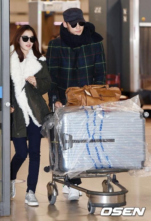Bi Rain,  Kim Tae Hee tro ve Han Quoc anh 1