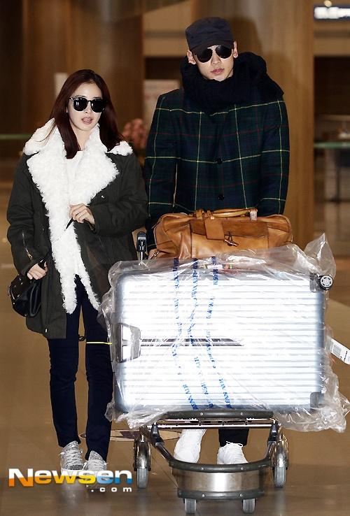 Bi Rain,  Kim Tae Hee tro ve Han Quoc anh 2