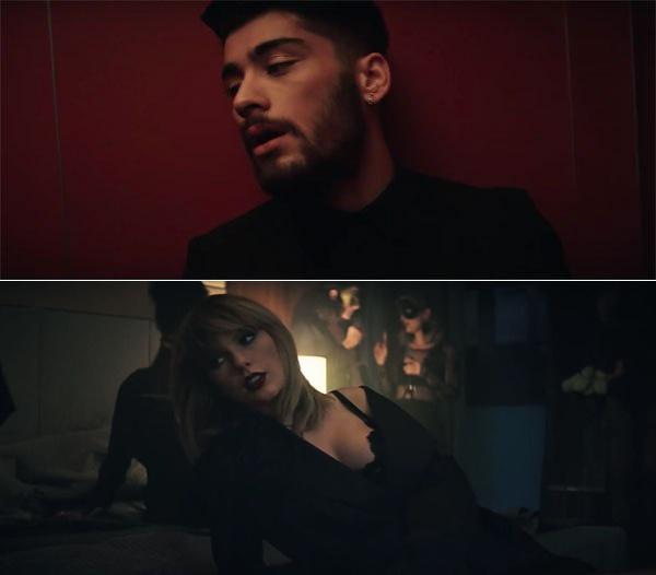 Taylor Swift va Zayn Malik tung MV hot cho '50 sac thai' hinh anh 2