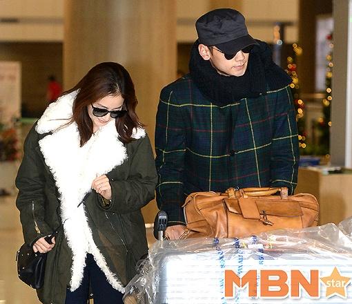 Bi Rain,  Kim Tae Hee tro ve Han Quoc anh 7